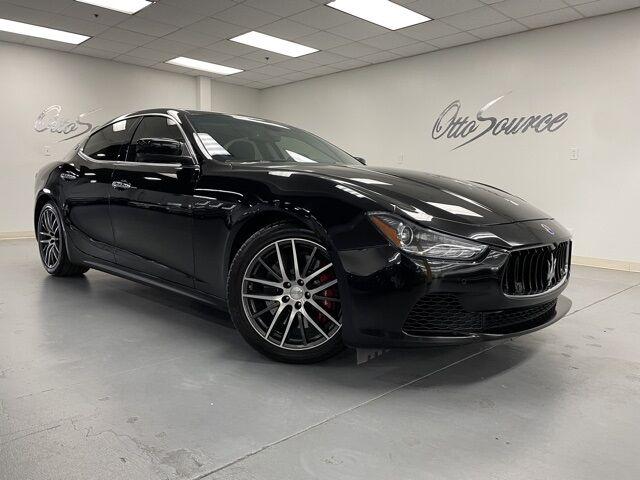 2014 Maserati Ghibli Dallas TX