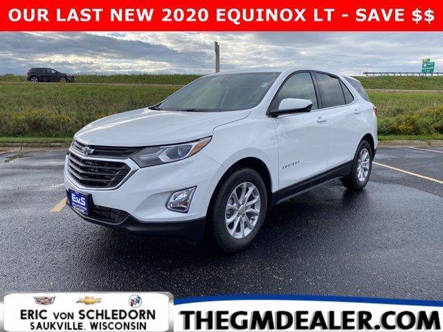 2020 Chevrolet Equinox Saukville WI