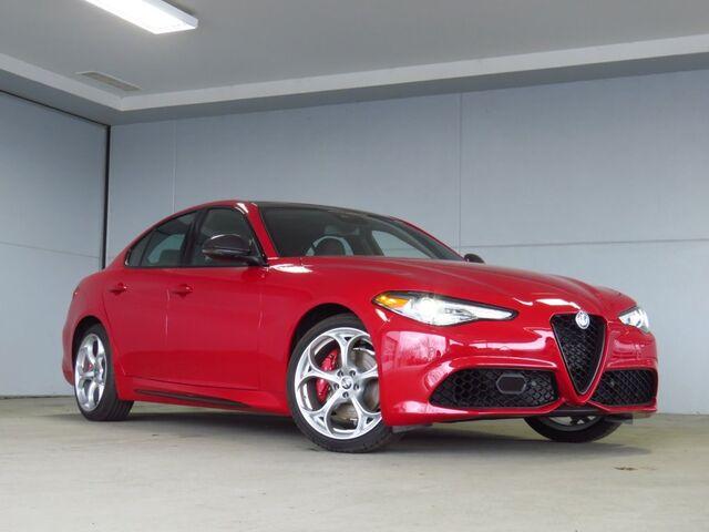 2021 Alfa Romeo Giulia Pasadena TX