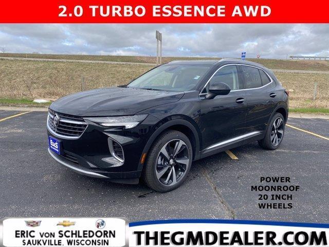2021 Buick Envision Saukville WI