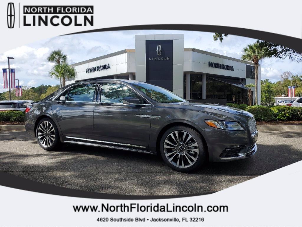 2020 Lincoln Continental Jacksonville FL