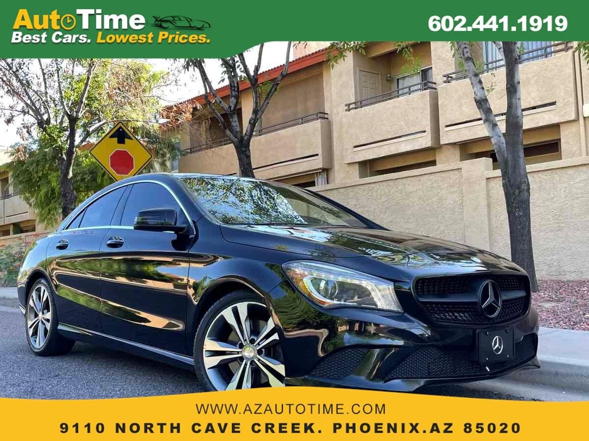 2015 Mercedes-Benz CLA-Class Phoenix AZ