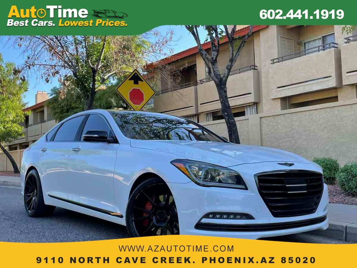 2015 Hyundai Genesis Phoenix AZ