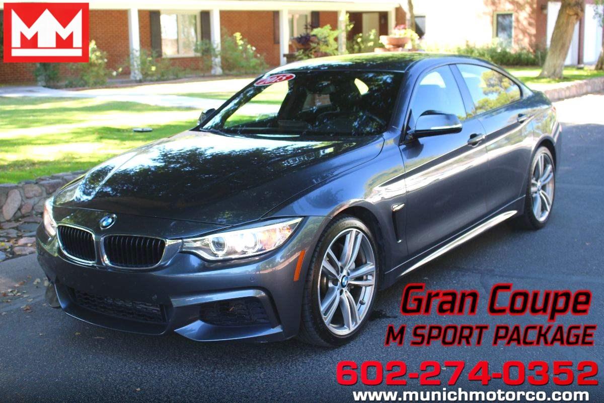 2015 BMW 4 series Phoenix AZ