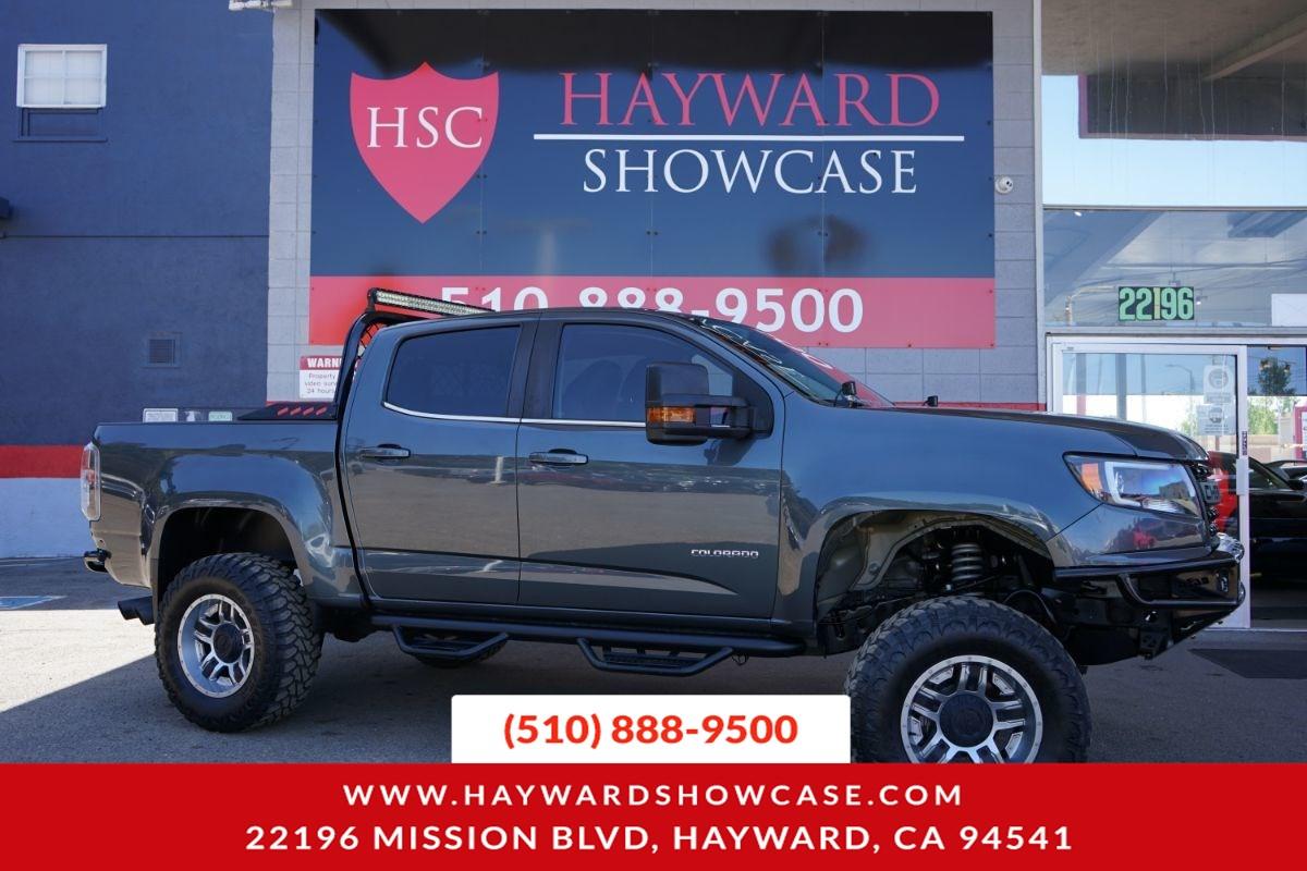 2017 Chevrolet Colorado Hayward CA