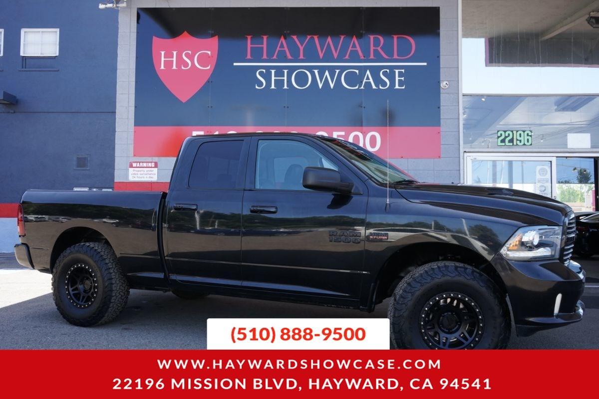 2016 Ram 1500 Hayward CA