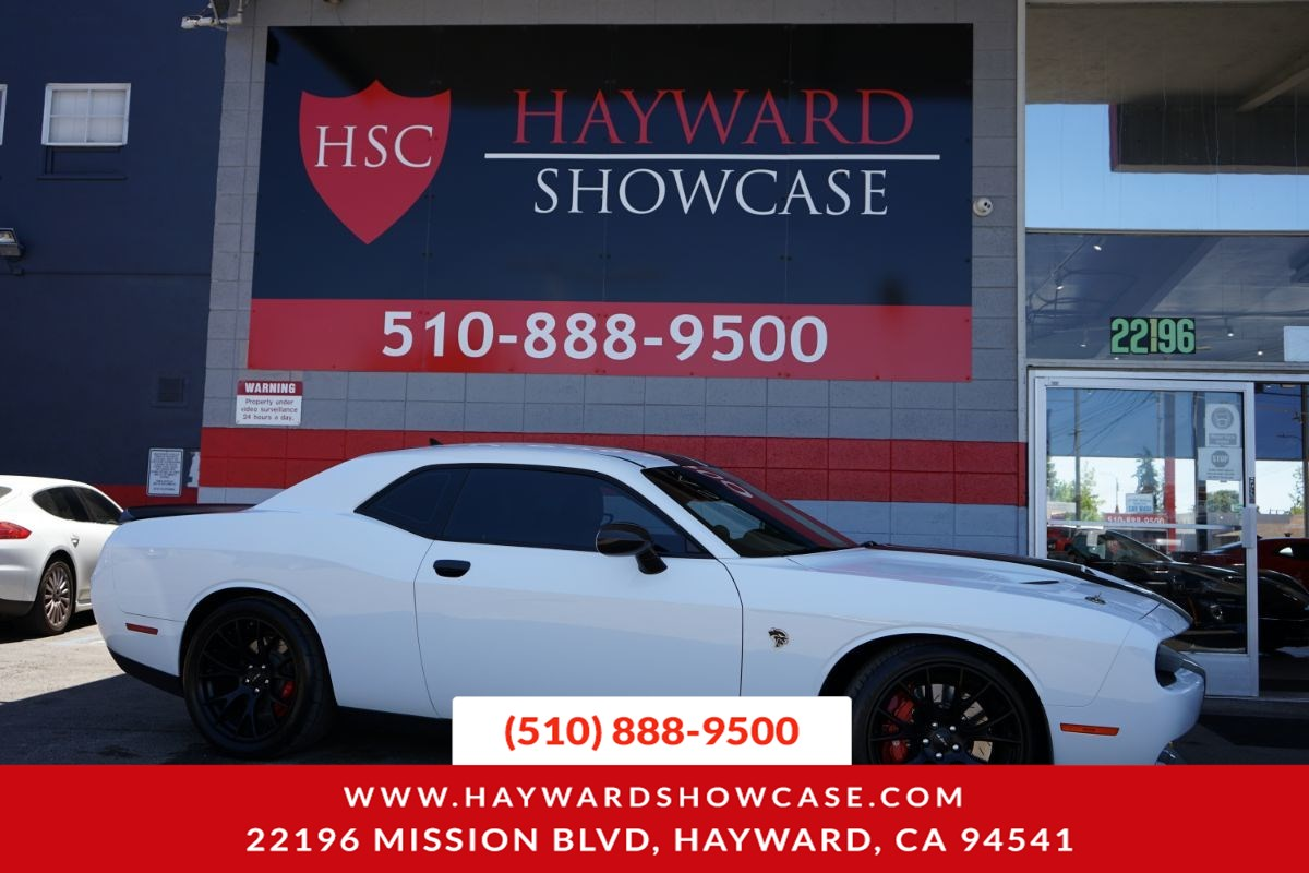 2016 Dodge Challenger Hayward CA
