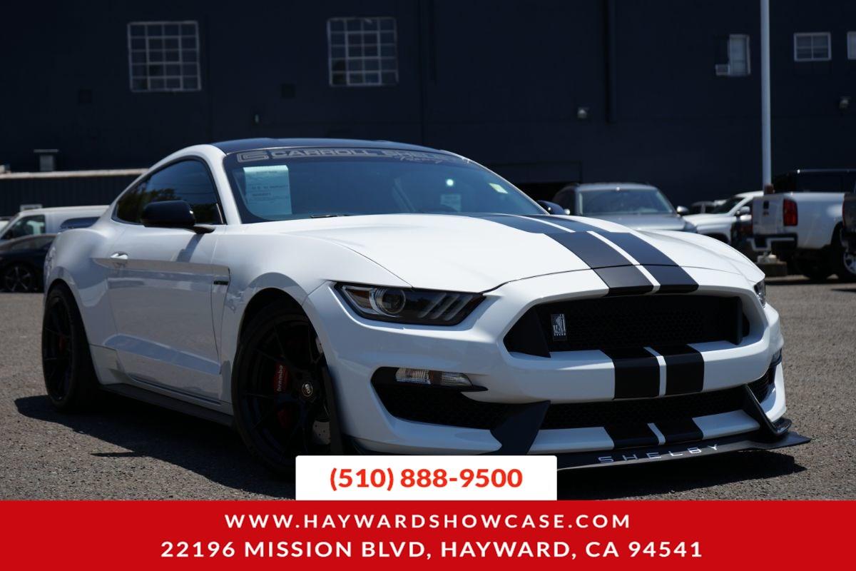 2016 Ford Mustang Shelby Hayward CA