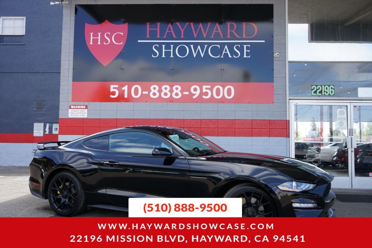 2018 Ford Mustang Hayward CA
