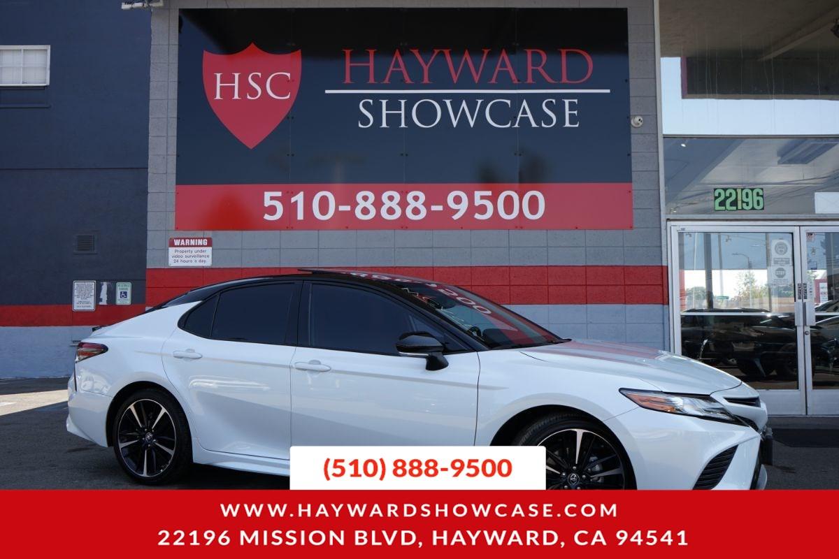 2019 Toyota Camry Hayward CA