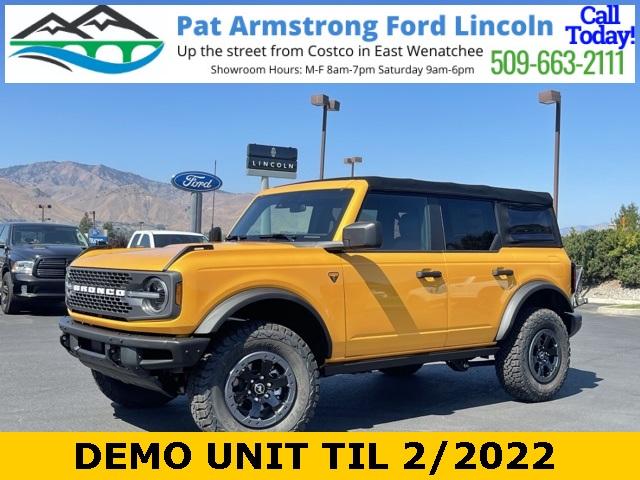 2021 Ford Bronco East Wenatchee WA
