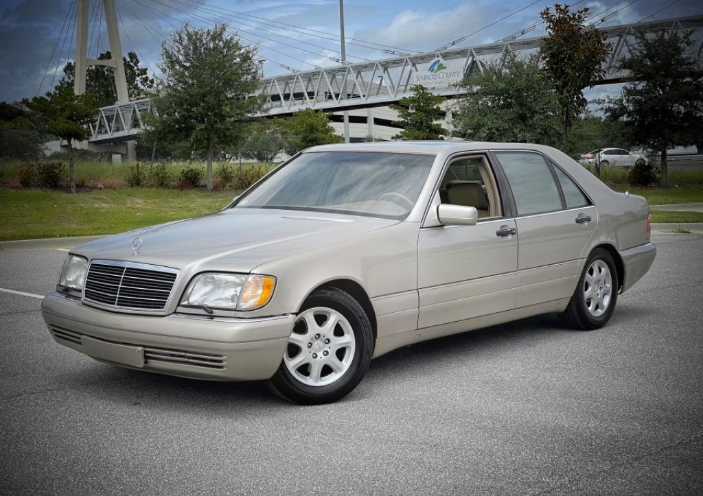 1999 Mercedes-Benz S-Class Sanford FL