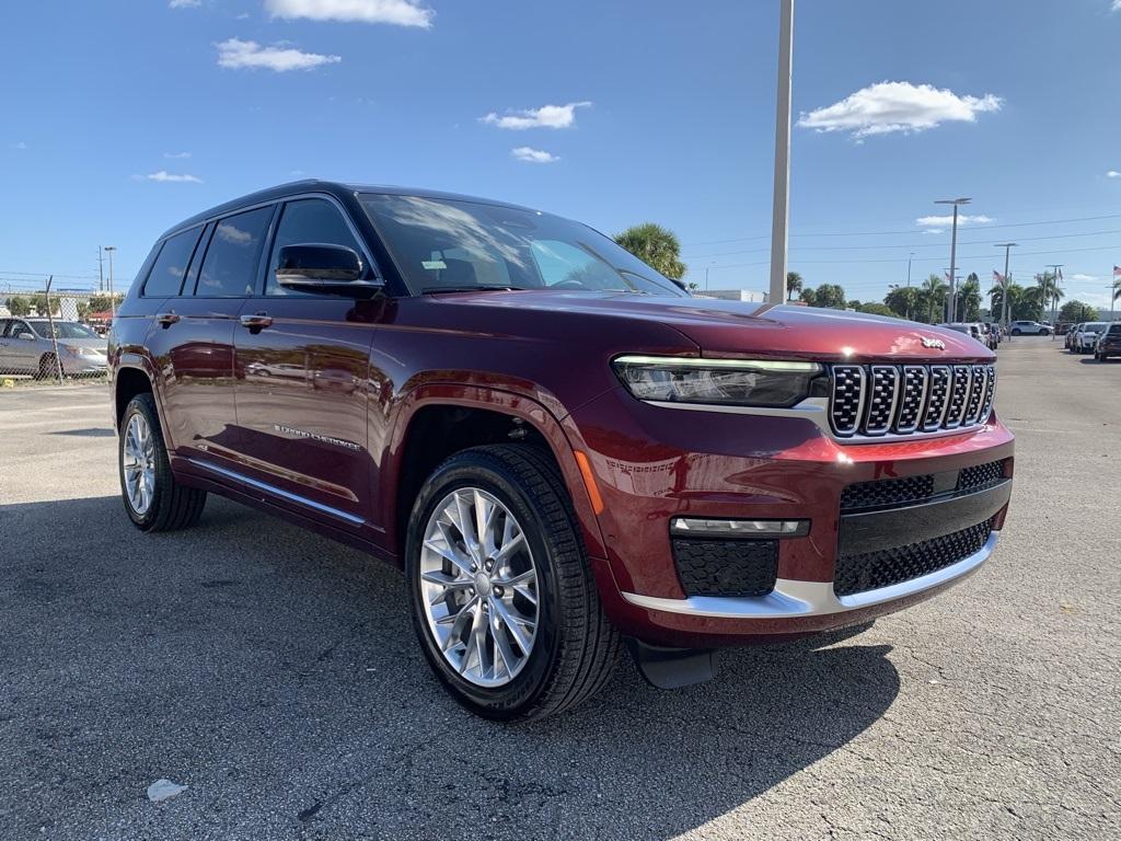 2021 Jeep Grand Cherokee L Miami FL