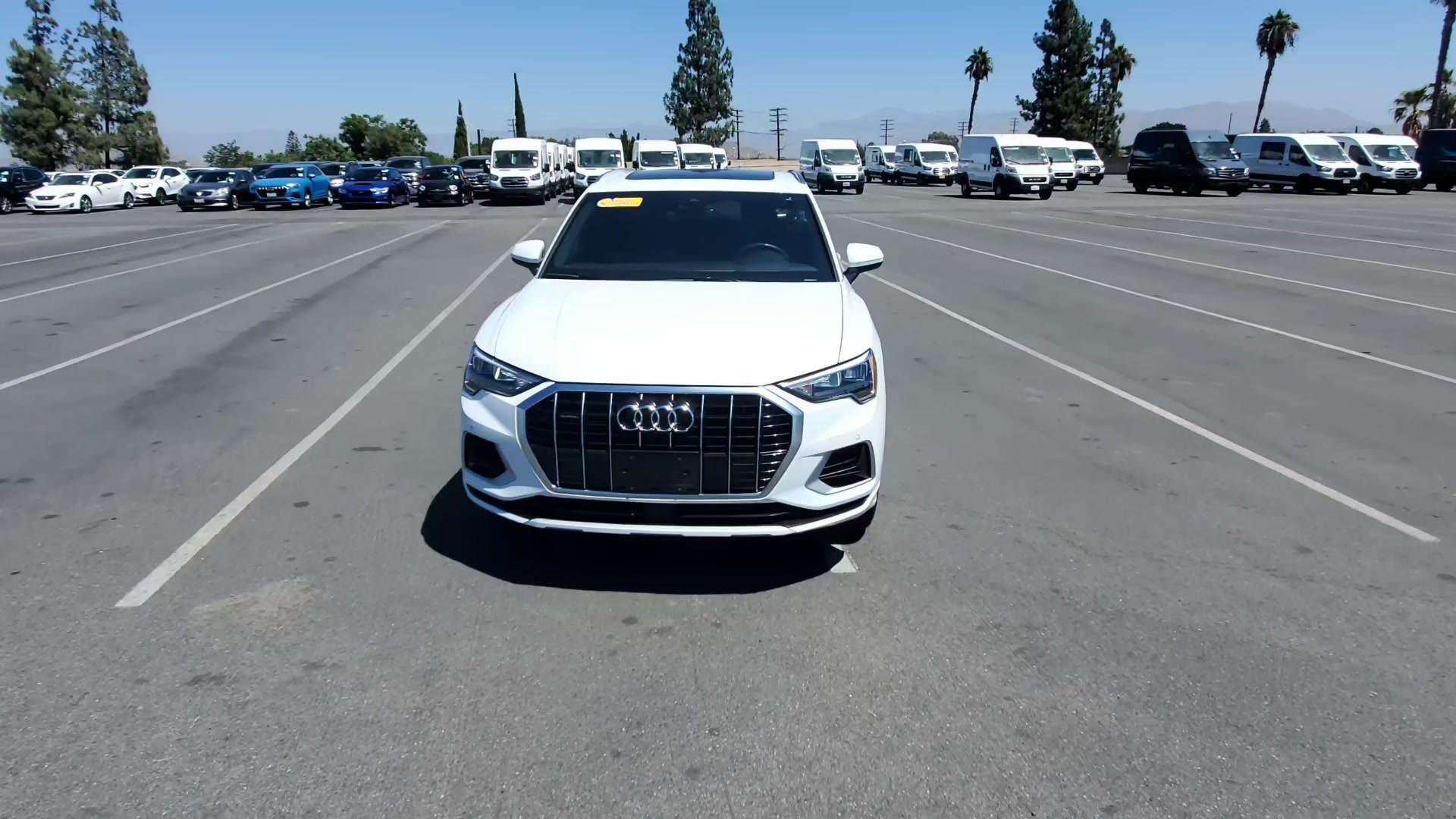 2020 Audi Q3 Riverside CA