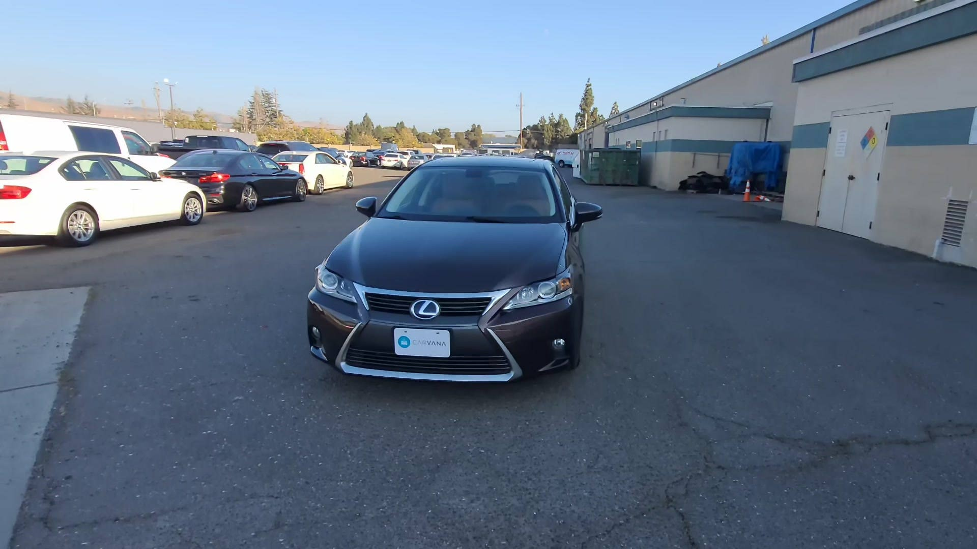 2015 Lexus CT 200h Hayward CA
