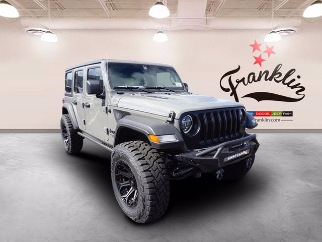 2021 Jeep Wrangler Unlimited Franklin TN