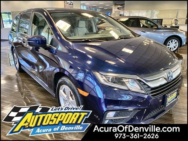 2018 Honda Odyssey Denville NJ