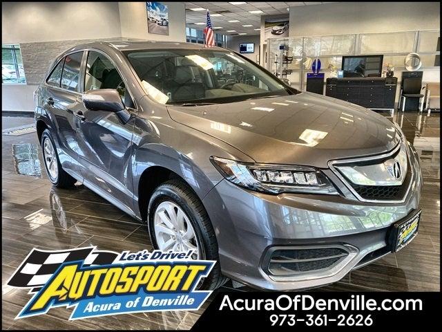 2018 Acura RDX Denville NJ