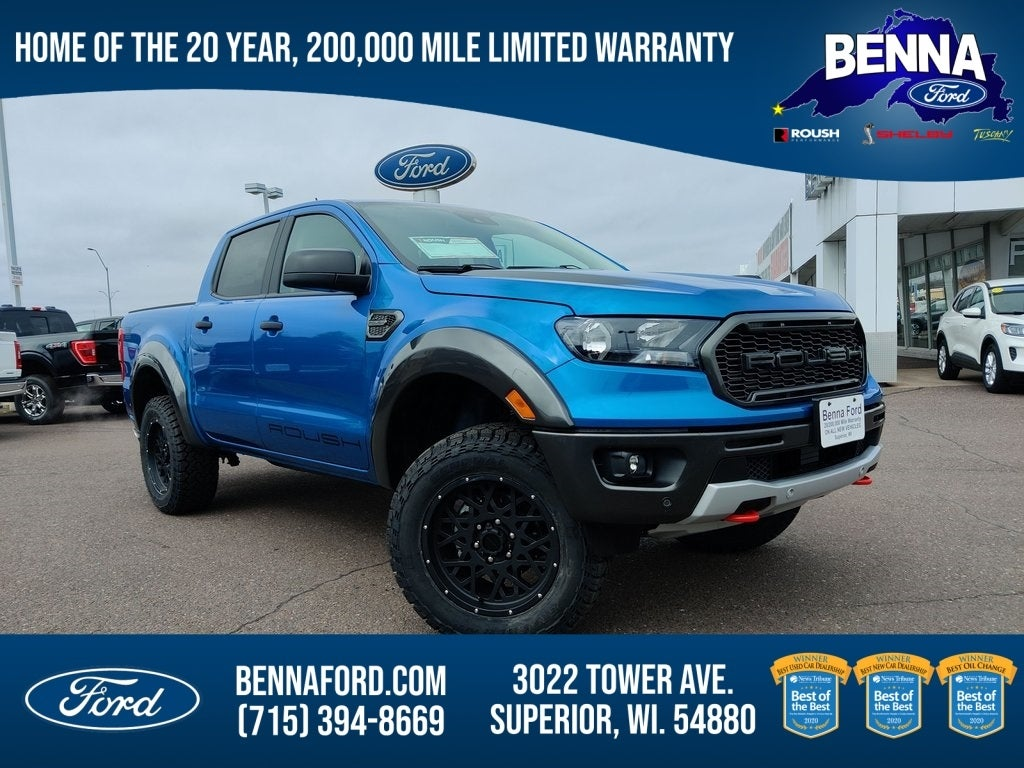 2021 Ford Ranger Superior WI