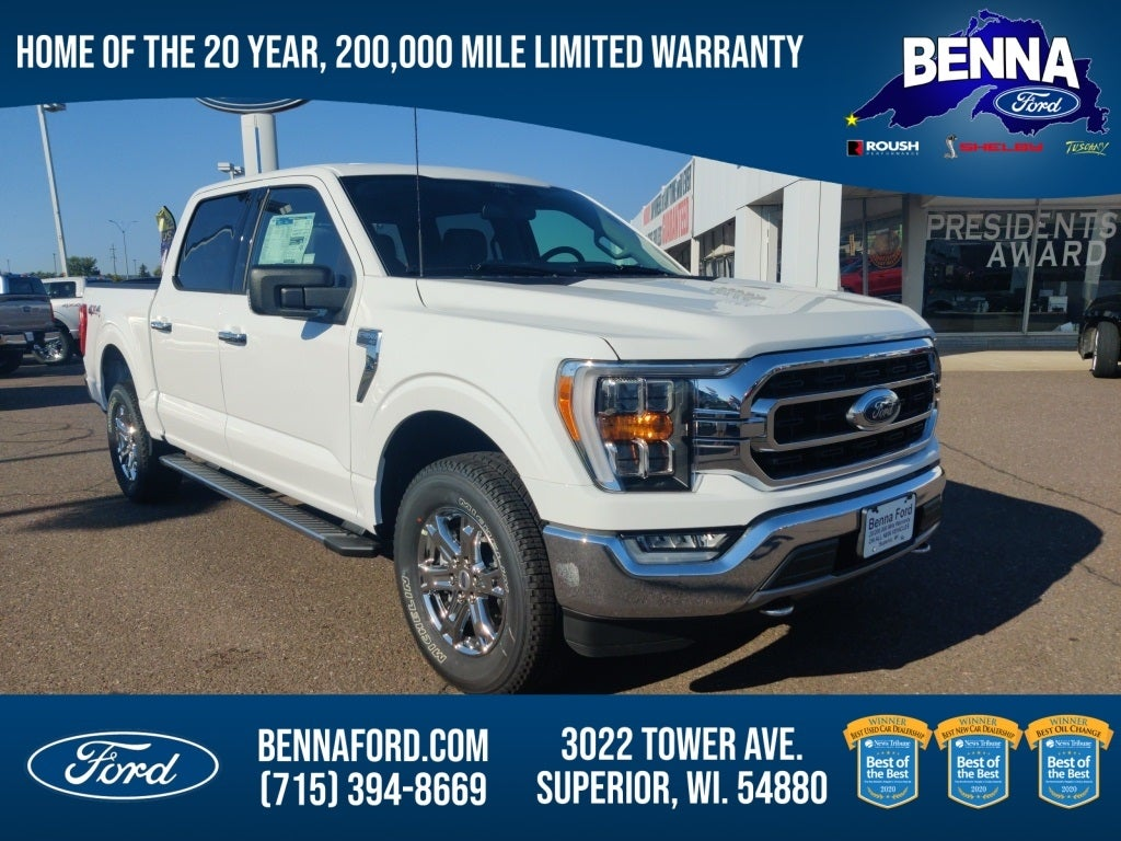 2021 Ford F-150 Superior WI