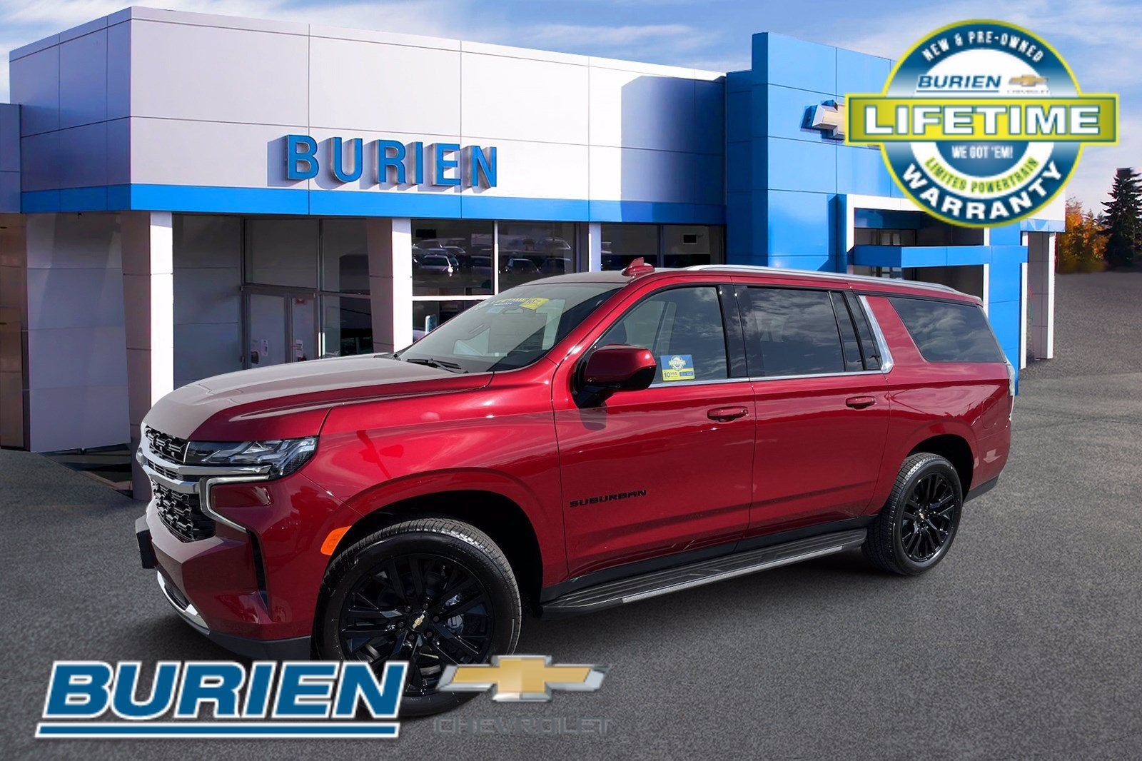 2021 Chevrolet Suburban Burien WA