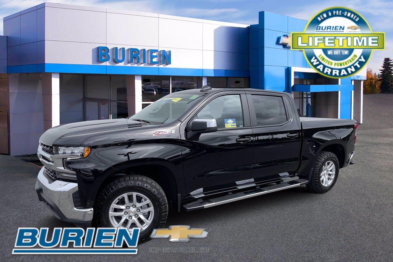 2021 Chevrolet Silverado Burien WA