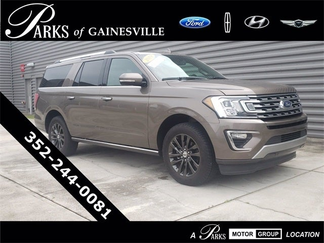 2019 Ford Expedition MAX Gainesville FL