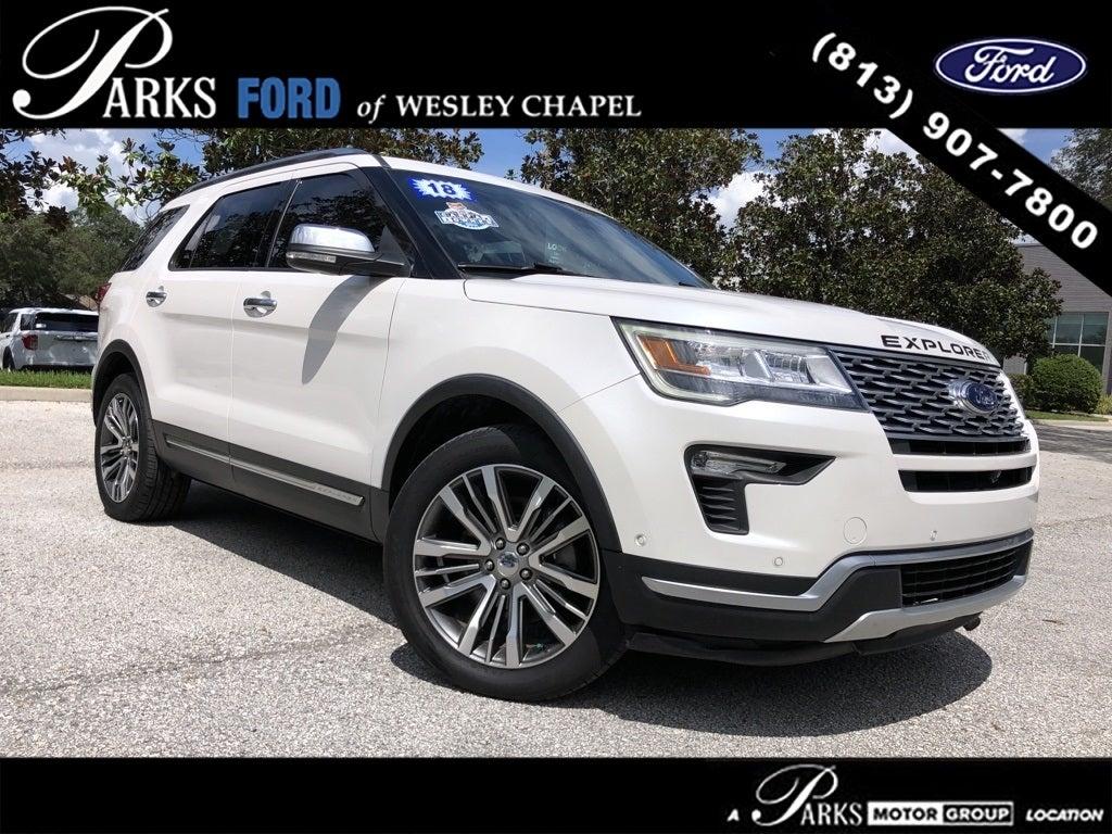 2018 Ford Explorer Gainesville FL