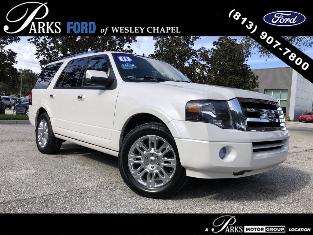 2011 Ford Expedition Gainesville FL