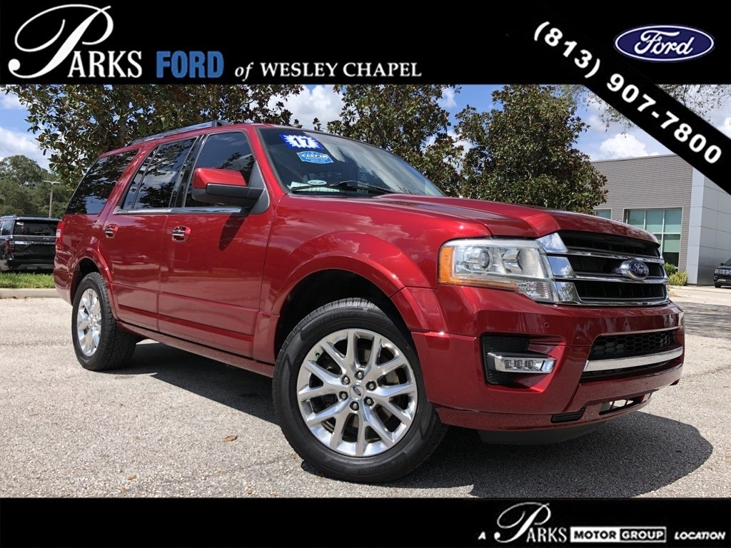 2017 Ford Expedition Gainesville FL