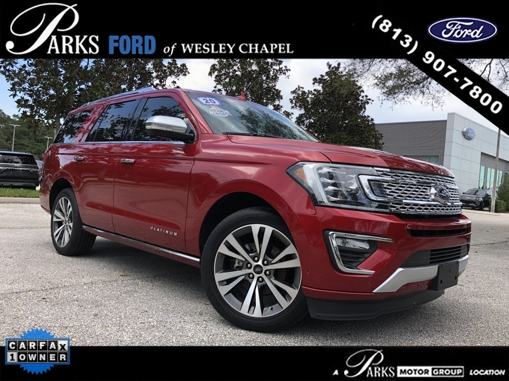 2020 Ford Expedition Gainesville FL