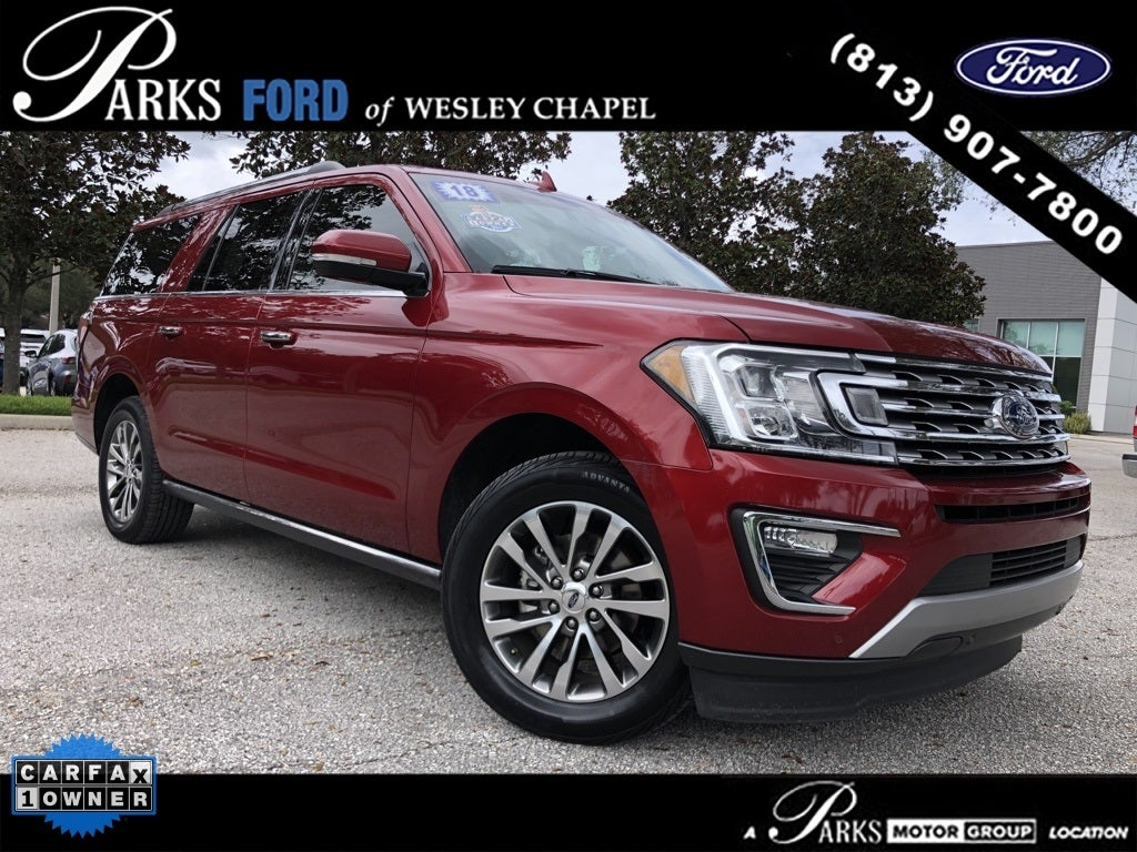 2018 Ford Expedition MAX Gainesville FL