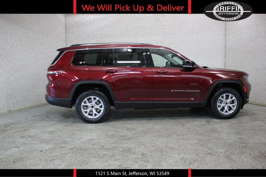 2021 Jeep Grand Cherokee L Jefferson WI