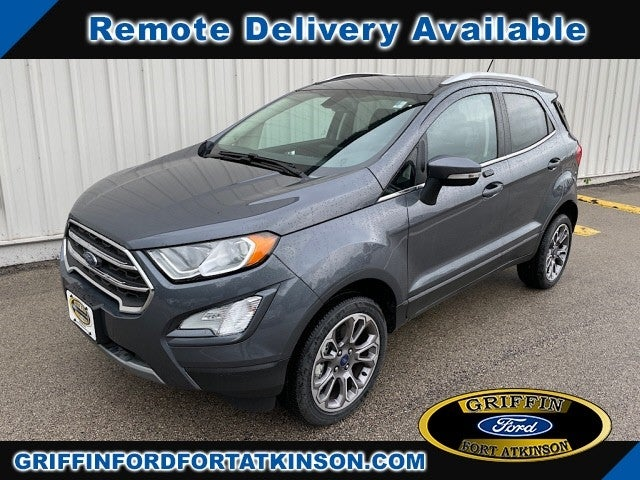 2021 Ford Ecosport Fort Atkinson WI