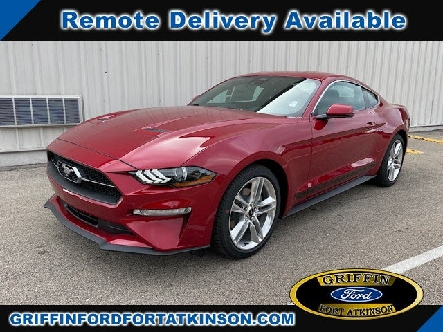 2021 Ford Mustang Fort Atkinson WI