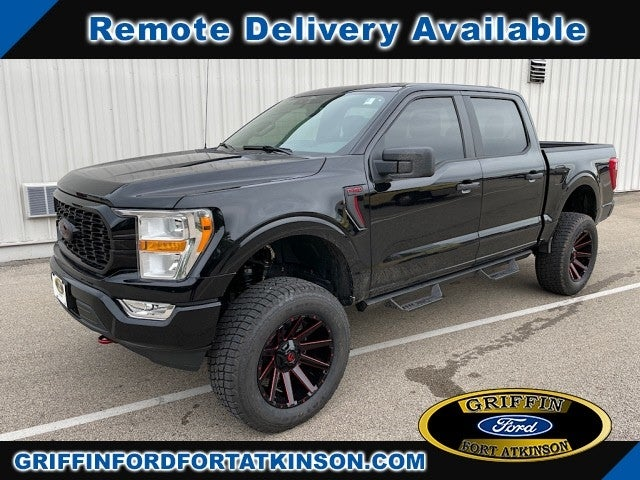 2021 Ford F-150 Fort Atkinson WI