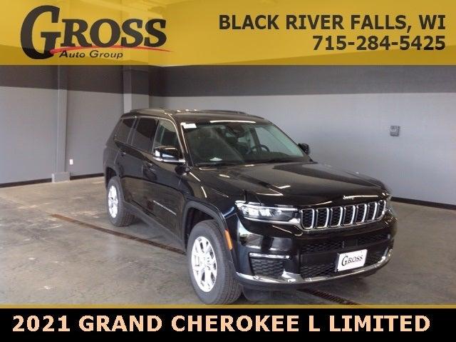 2021 Jeep Grand Cherokee L Neillsville WI