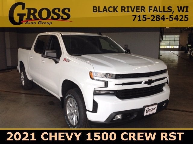 2021 Chevrolet Silverado Black River Falls WI