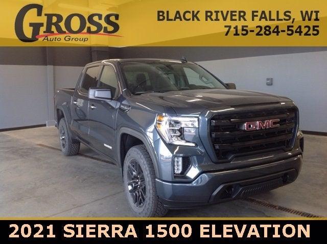 2021 GMC Sierra Black River Falls WI