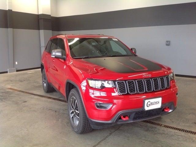 2021 Jeep Grand Cherokee Black River Falls WI