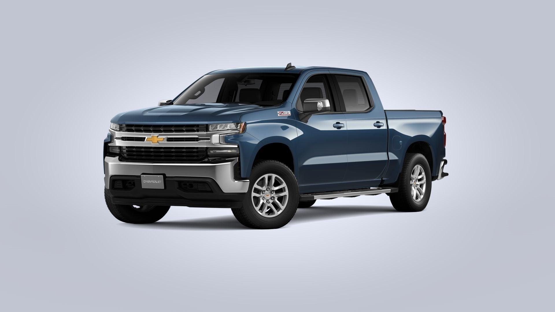 2021 Chevrolet Silverado Neillsville WI