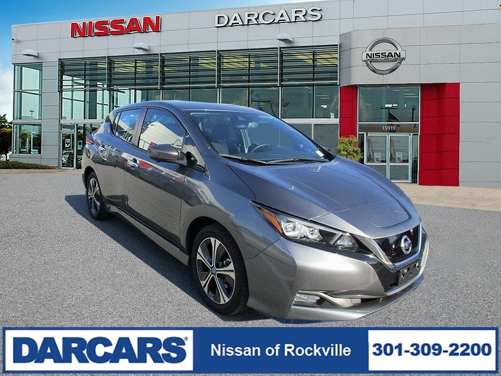 2020 Nissan LEAF New Carrollton MD