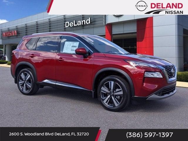 2021 Nissan Rogue Deland FL