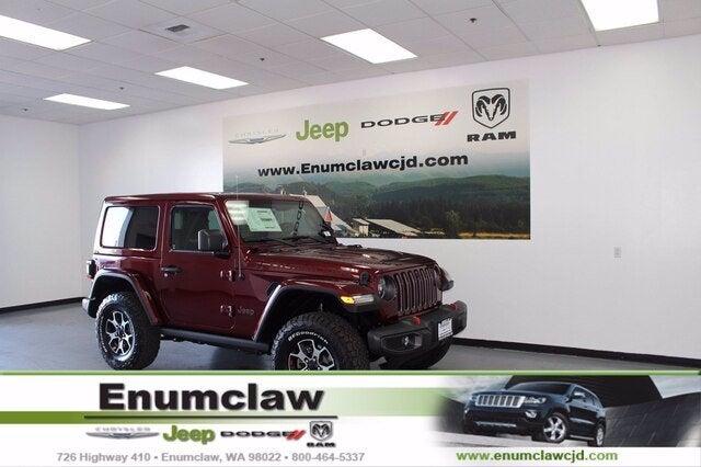 2021 Jeep Wrangler Enumclaw WA