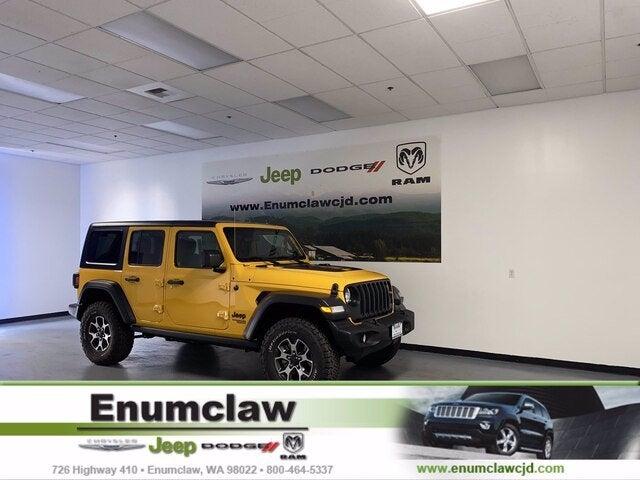2021 Jeep Wrangler Unlimited Enumclaw WA