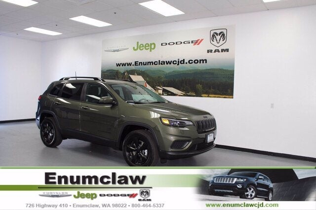 2021 Jeep Cherokee Enumclaw WA