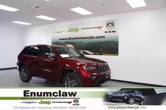 2021 Jeep Grand Cherokee Enumclaw WA