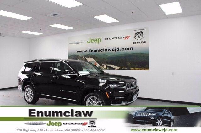 2021 Jeep Grand Cherokee L Enumclaw WA