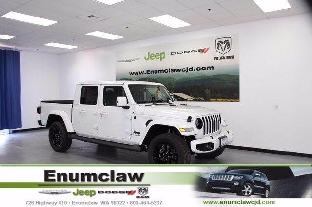 2021 Jeep Gladiator Enumclaw WA