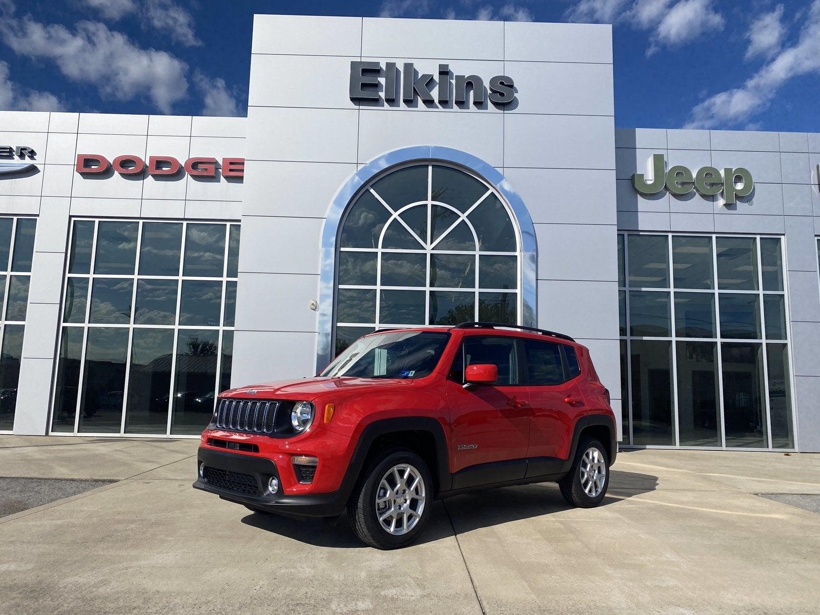 2021 Jeep Renegade Elkins WV
